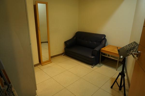 台北巴赫廳演奏廳休息室